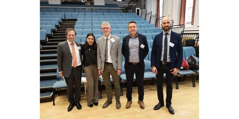 Attendees at 4th UK Hydrocolloids Symposium