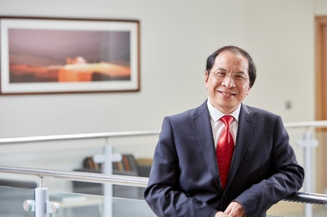 Professor Hai-Sui Yu FREng  Deputy Vice-Chancellor and Professor of Geotechnical Engineering
