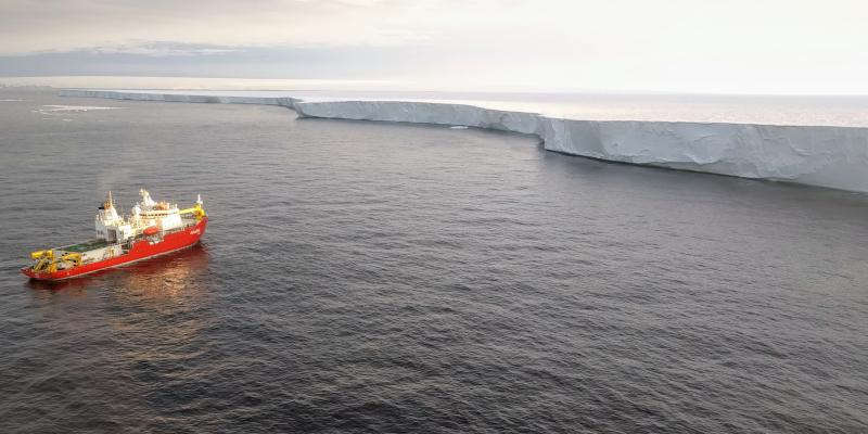 Glaciers accelerate in the Getz region of West Antarctica