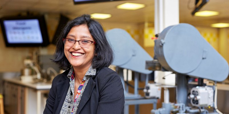 The Royal Society of Chemistry Food Group Junior Medal 2019 goes to Dr Anwesha Sarkar