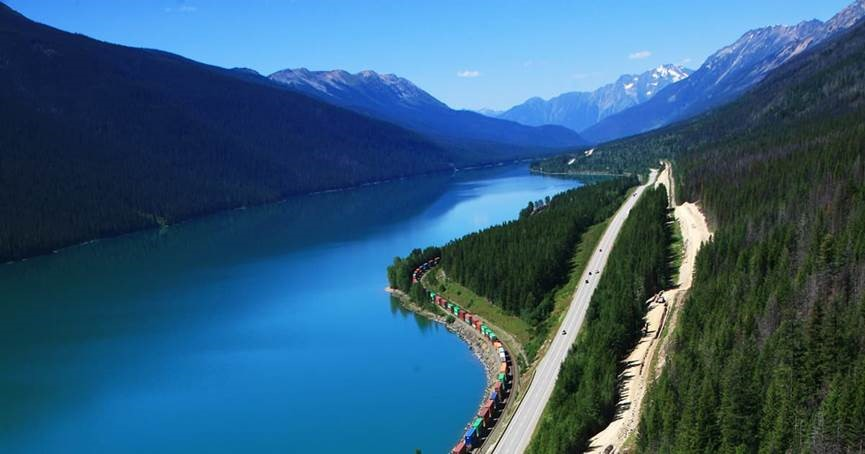 The Trans Mountain Expansion Pipeline (TMEP) Project