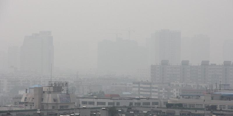 Lockdown in China saw only a modest drop air pollution