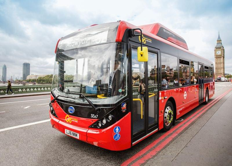 Power the smart electric buses of the future