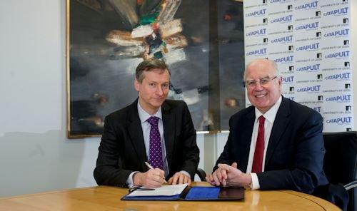 University of Leeds and Transport Systems Catapult announce alliance