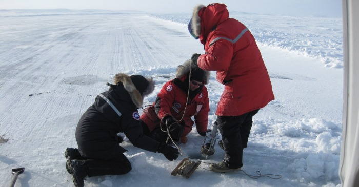Dr Graeme Swindles is contributing towards our understanding of climate change in the Arctic