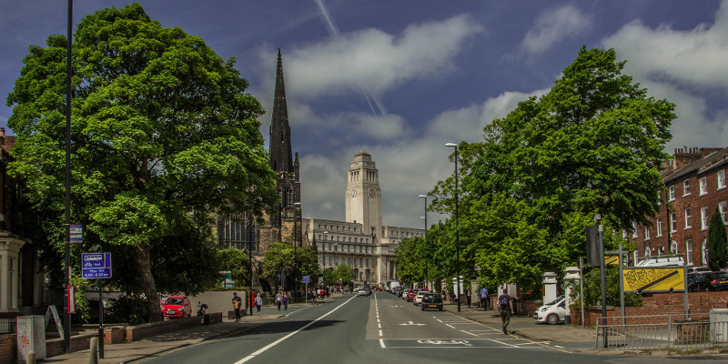 Leeds top ten for top employers