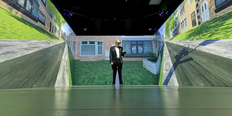 Immersive technologies become the new reality at Leeds