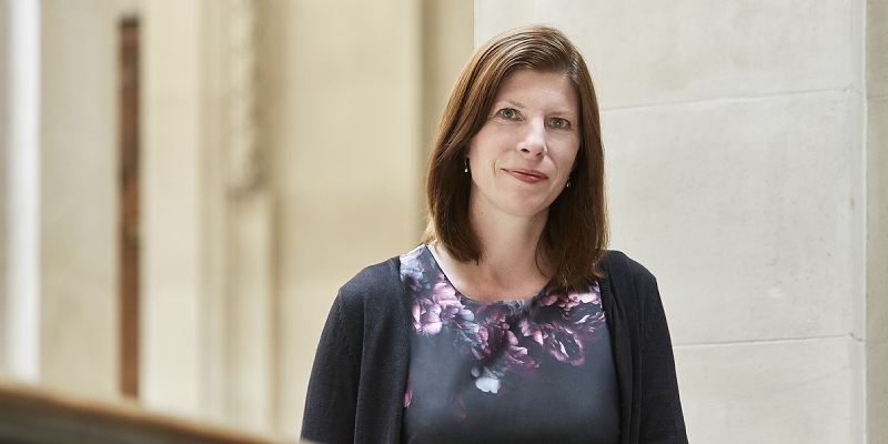 ITS alumna becomes President of the Institution of Civil Engineers