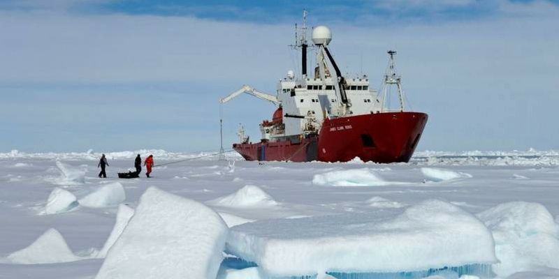 Researchers return to Arctic Ocean to study climate change impacts
