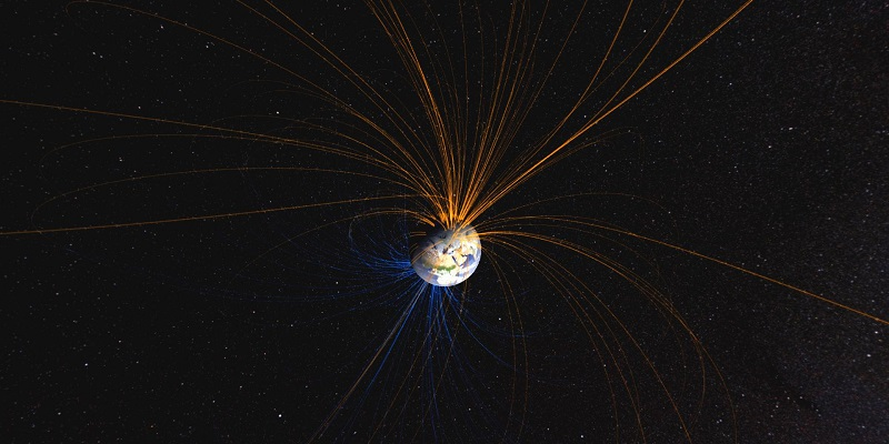 Earth's magnetic field changes faster than previously thought
