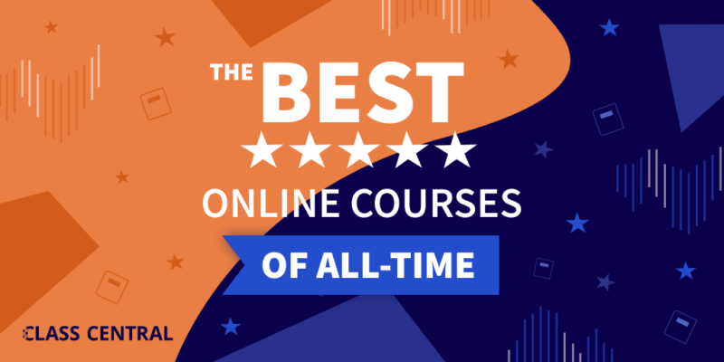 ITS course is ranked among The Best Online Courses of All Time