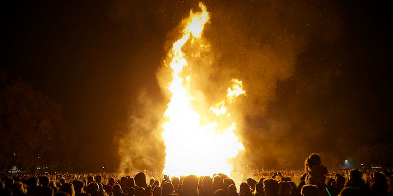 The burning question of Bonfire Night pollution