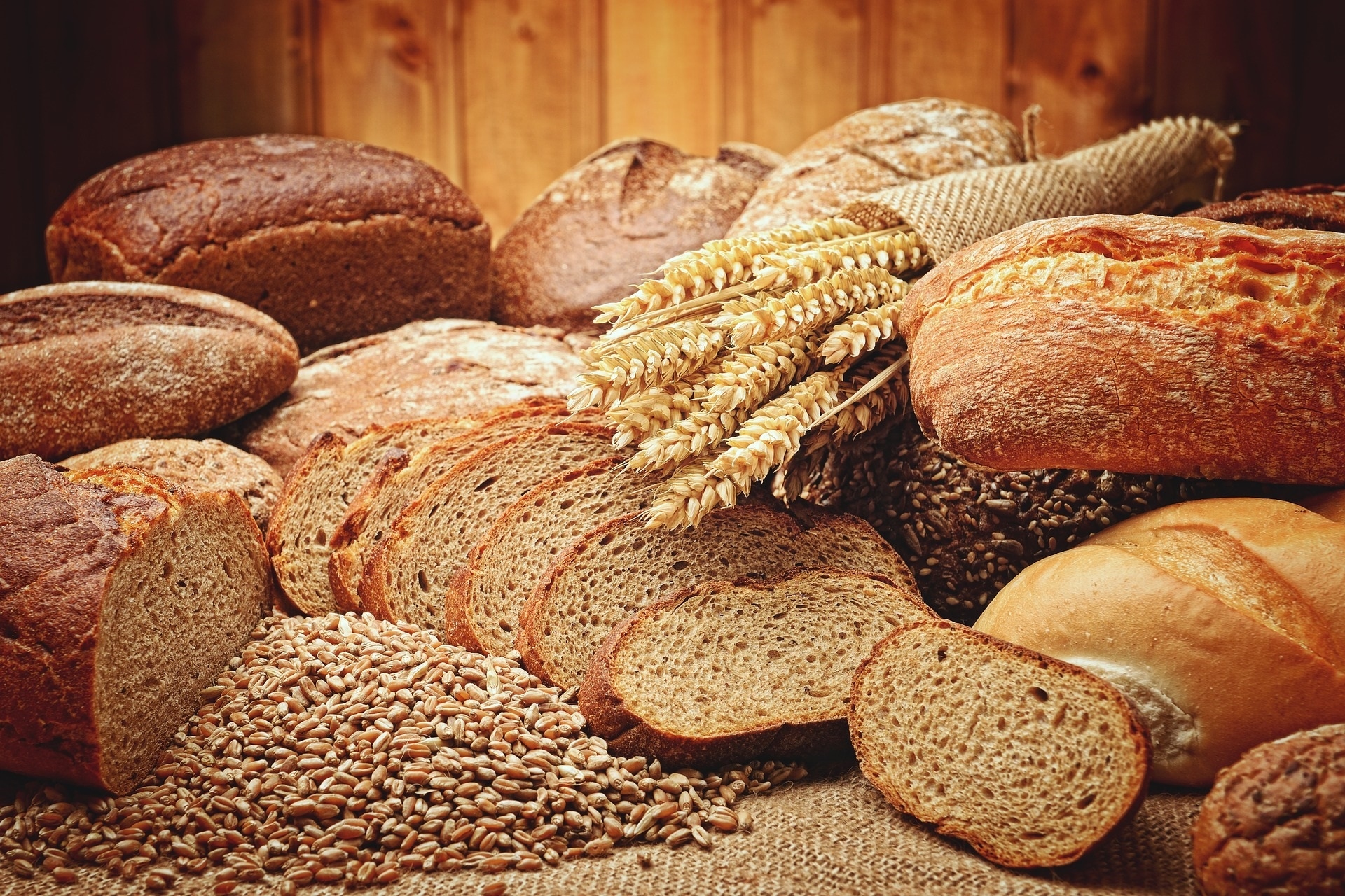Lack of essential nutrients in gluten free products