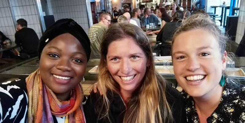 Leeds Alumni reunite at Unleash 2017 Denmark