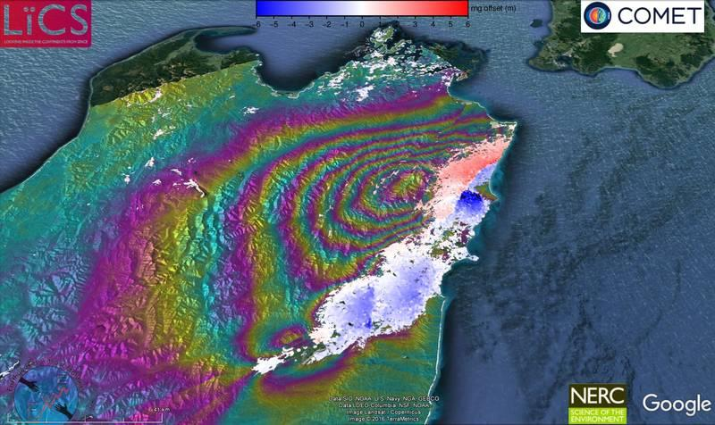 New Zealand's 7.8 magnitude quake shifts perception of earthquake hazard models