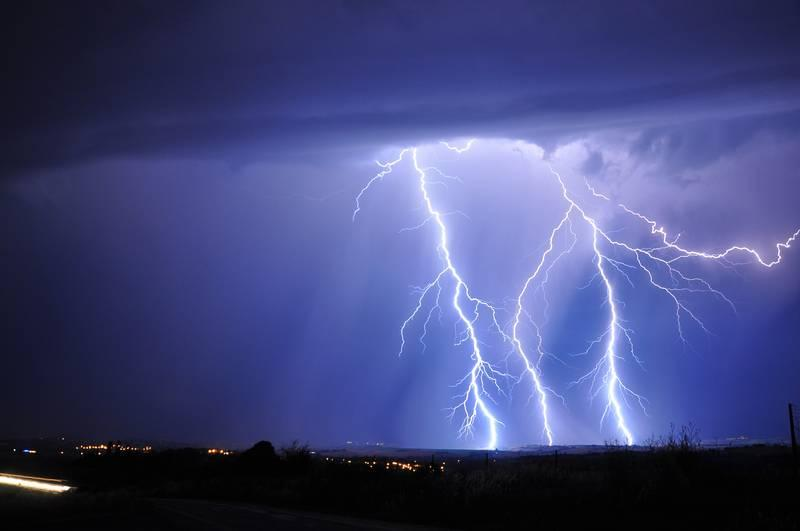 Lightning storms less likely in a warming planet