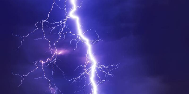 Lightning strikes played vital role in origins of life on Earth