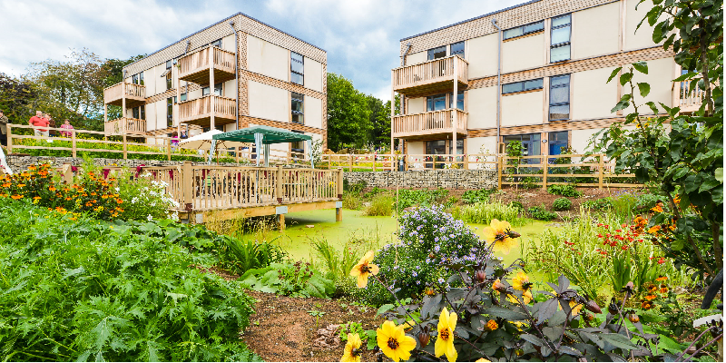 LILAC co-housing development, Leeds