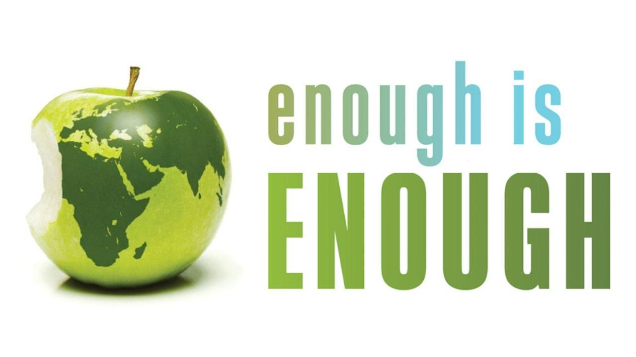 Film launch of enough is enough