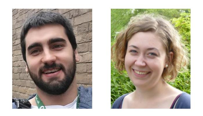 Postgraduate students are joint-winners of the Piers Sellers PhD Prize