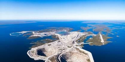 Diavik A21 Ring Dike Project
