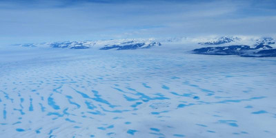 Image of the Antarctic Peninsula