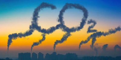 Air pollution, CO2 emissions