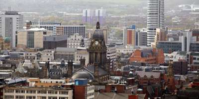 Image of Leeds skyline