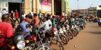 motorbikes in Global south