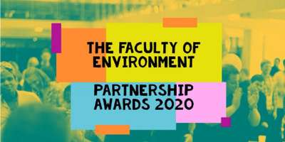 Faculty of Environment Partnership Awards 2020